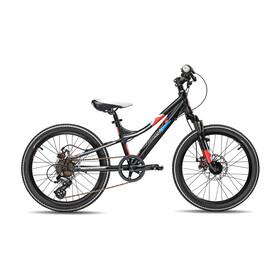 s'cool troX pro 20 7-S Juniorcykel Barn svart